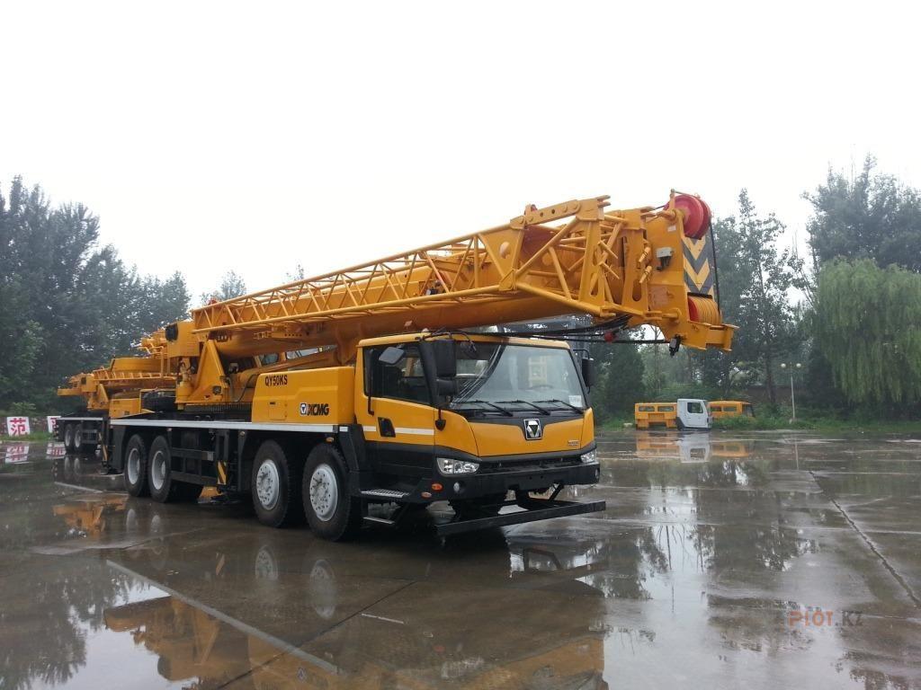 QY50KS XCMG 50 тонн